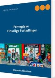 femogtyve finurlige fortællinger - bog