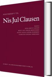 festskrift til nis jul clausen - bog