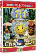 fifi and the flowertots / fifi & blomsterbønene - fifis karneval - DVD