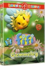 fifi and the flowertots / fifi og blomsterbørnene - gemmeleg - DVD