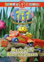 fifi and the flowertots / fifi og blomsterbørnene - mysteriet i blomsterhaven - DVD