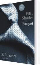 fifty shades - fanget - bog