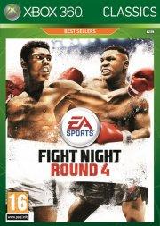 fight night round 4 (classics) - xbox 360