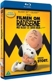 filmen om radiserne med nuser og søren bruun - 3D Blu-Ray