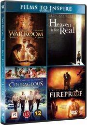films to inspire - vol. 1 - DVD