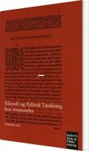 filosofi og politisk tænkning hos aristoteles - bog