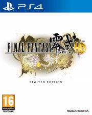 final fantasy type - 0 hd - frame limited edition (inc. final fantasy xv playable demo) - PS4