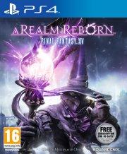 final fantasy xiv (14) a realm reborn - PS4