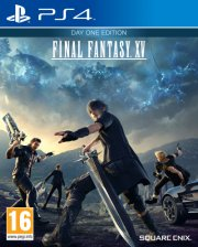 final fantasy xv (15) - day one edition - PS4