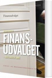 finansudvalget - bag lukkede døre - bog