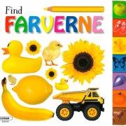 find farverne - bog