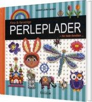 fine & farverige perleplader - for hele familien - bog