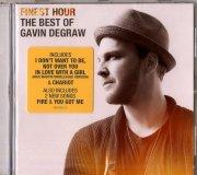 gavin degraw - finest hour - the best of gavin degraw - cd