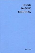 finsk-dansk ordbog - bog