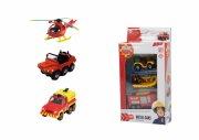 brandmand sam - 3 pack - Køretøjer Og Fly
