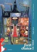 first choice for tredje pupil's book, gl. udg - bog