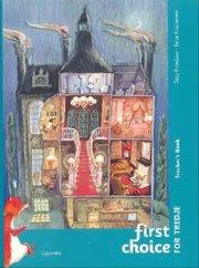 first choice for tredje teacher's book, gl. udgave - bog