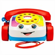 fisher price telefon - chatter phone klassisk - Babylegetøj