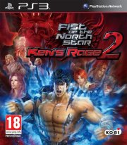 fist of the north star - kens rage 2 - PS3