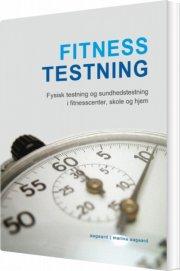 fitness testning - bog