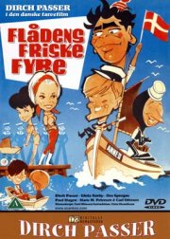 flådens friske fyre - DVD