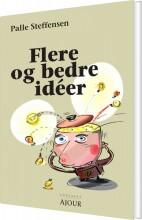 flere og bedre idéer - bog
