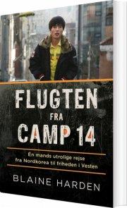 flugten fra camp 14 - bog