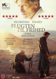 flugten til frihed - DVD