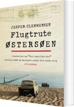flugtrute: østersøen - bog