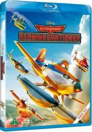 flyvemaskiner 2: redningsaktionen - disney - Blu-Ray