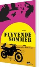 flyvende sommer - bog