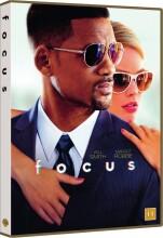focus - will smith - DVD
