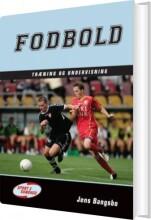fodbold - træning og undervisning - bog