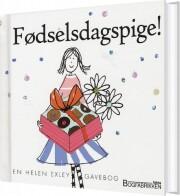 fødselsdagspige! - bog