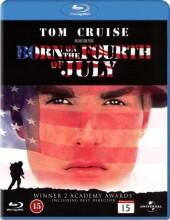 født d. 4. juli - Blu-Ray