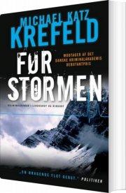 før stormen - bog