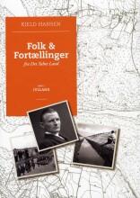 folk & fortællinger fra det tabte land - bind 1, jylland - bog