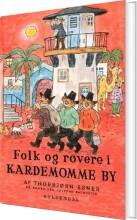 folk og røvere i kardemomme by - bog
