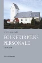 folkekirkens personale - bog