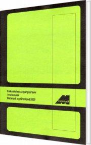 folkeskolens afgangsprøver 2009 - bog