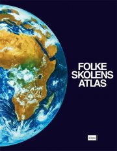 folkeskolens atlas, 2011 - bog