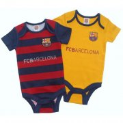 fc barcelona bodystocking til baby - 6-9 mdr - Merchandise