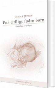 for tidligt fødte børn - bog