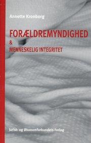 Kronborg A - Forældremyndighed - Bog