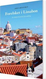 forelsket i lissabon - bog