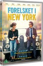 forelsket i new york / begin again - DVD