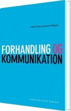 forhandling og kommunikation - bog