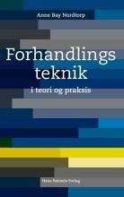 forhandlingsteknik - bog