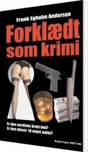 forklædt som krimi - bog