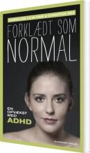 forklædt som normal - bog